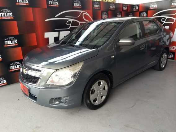 Gm- Chevrolet- Cobalt Lt 1.8 At Ano 13/14