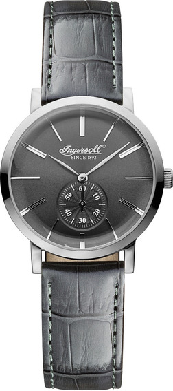 Reloj Ingersoll Dama Inq025gysl Analógico De Cuarzo