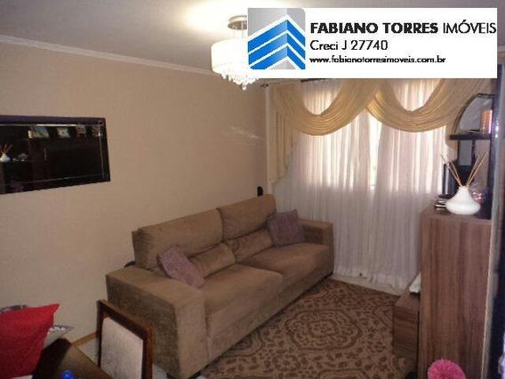 Apartamento Para Venda Em São Bernardo Do Campo, Tiradentes, 2 Dormitórios, 1 Suíte, 1 Banheiro, 1 Vaga - 1386_2-570546