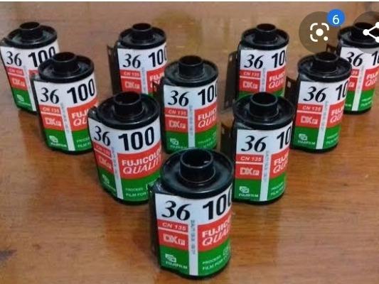 20 Bobinas Vazia De Filme Antigo 135mm
