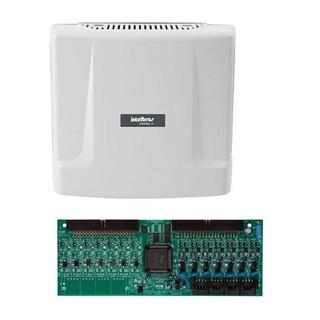 Kit Central Comunicação Intelbras Comunic 48 Placa 8 Ram Tf