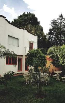 Se Renta Casa Amueblada En Cholula, Puebla