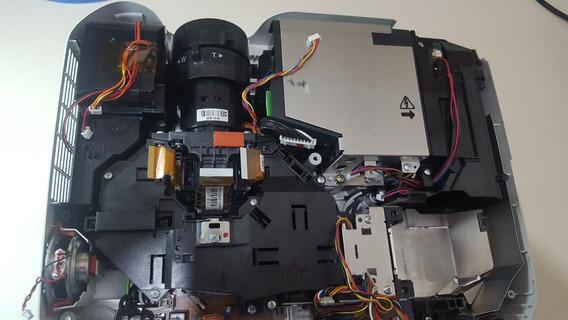 Bloco Optico Completo Projetor Epson X12 / X14