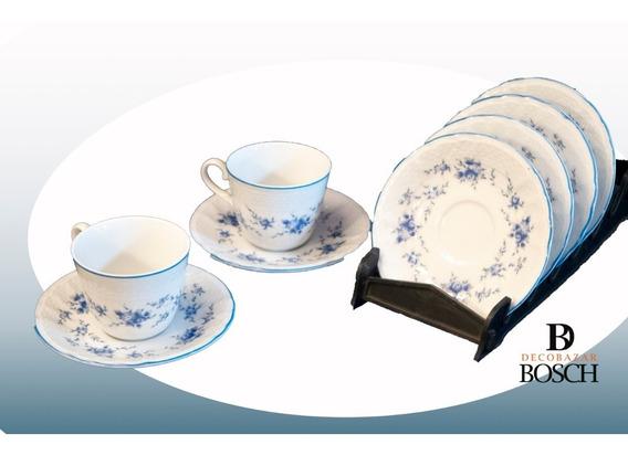 Tazas Con Plato Para Cafe Tsuji