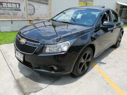 Imagen 1 de 15 de Chevrolet Cruze 2010 1.4 F Lt Aa Cd Mp3 R-17 Piel Qc At