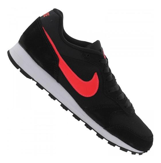 Tênis Nike Md Runner 2 Camurça Caminhada Corrida Original!