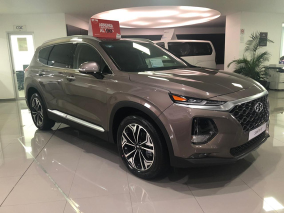 Nueva Hyundai Santa Fe Limited Tech At 2019