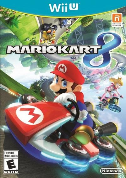Mario Kart 8 - Semi Novo - Midia Fisica - Wii U - Gamercado