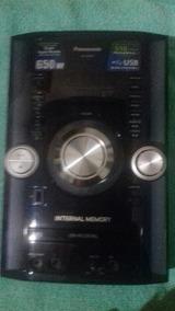 Painel Som Panasonic Sa-akx52