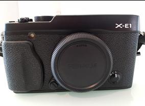 Câmera Fuji X-e1 (somente Corpo) Não É X-e2 X-e3 X-t1