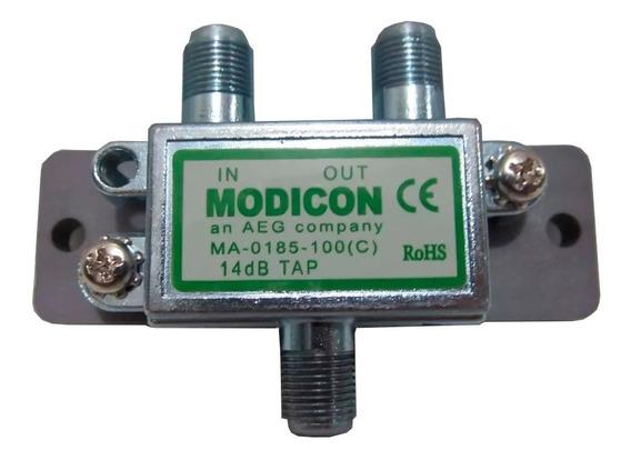 Conector Cabo Trunk E Drop Modicon Schneider Ma-0185-100