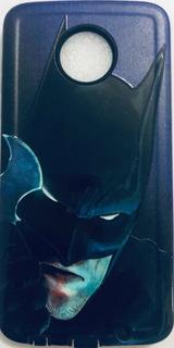 Case Batman Moto Z2 Play Rudo