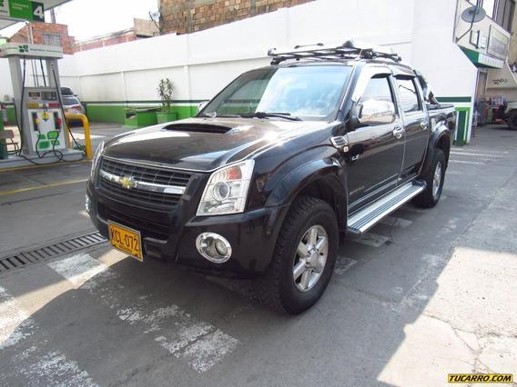 Chevrolet Luv D-max 4x4 Doble Cabina