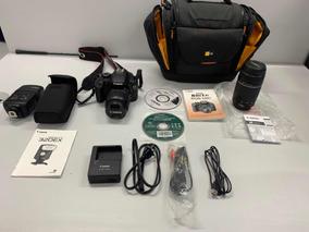 Kit Câmera Canon T2i