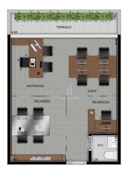 Sala Comercial Para Locação, Vila Moreira, Guarulhos - Sa0034. - Sa0034
