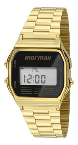 Relógio Mormaii Unissex Vintage Digital - Mojh02ab/4p