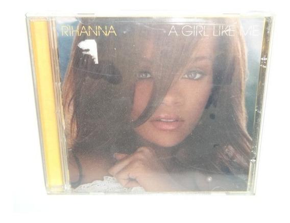 Cd - Rihanna - A Girl Like Me