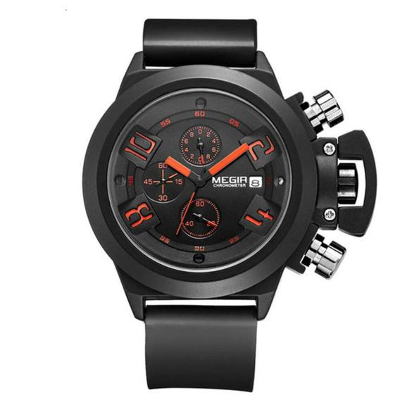 Relógio Megir 2002 Pronta Entrega