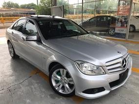 Mercedes Benz Clase C200 Exclussive Asientos Piel Quemacoco