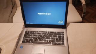 Notebook Positivo Bgh Z103 Serie Z100 500gb 2gb Ram Ubuntu