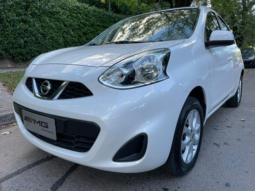 Nissan March Sense Pure Drive F2 2017 Impecable