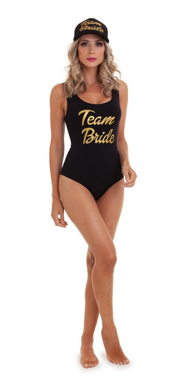 Body Team Bride Despedida De Solteira Pronta Entrega Full