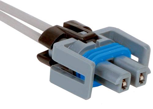 Imagen 1 de 2 de Acdelco Pt209gm Original Equipment De 2vías Hembra Gris