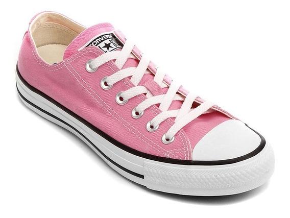 Tênis Sapatos Tênis Converse Rosa com o Melhores Preços no