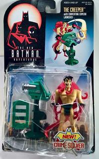 Batman Serie Animada The Creeper Con Camera Dc Kenner 1998