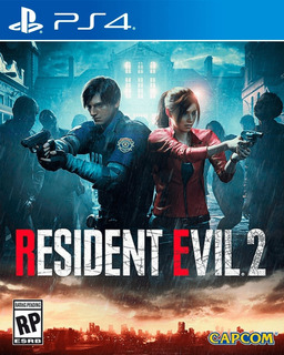 Resident Evil 2 Ps4 Digital Gcp