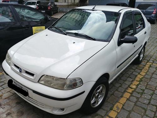 Imagem 1 de 13 de Fiat Siena 2001 1.0 16v Elx 4p