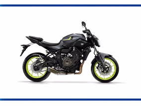 Yamaha Mt 07 Hypernaked Abs Cuotas Sin Intere Cycles