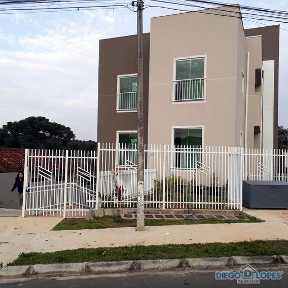 Apartamento Em Eucaliptos - Fazenda Rio Grande - 153