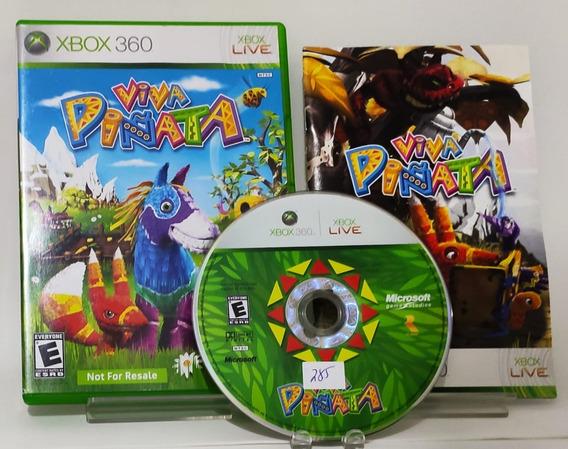 Viva Pinata - Xbox 360 Original - Semi Novo
