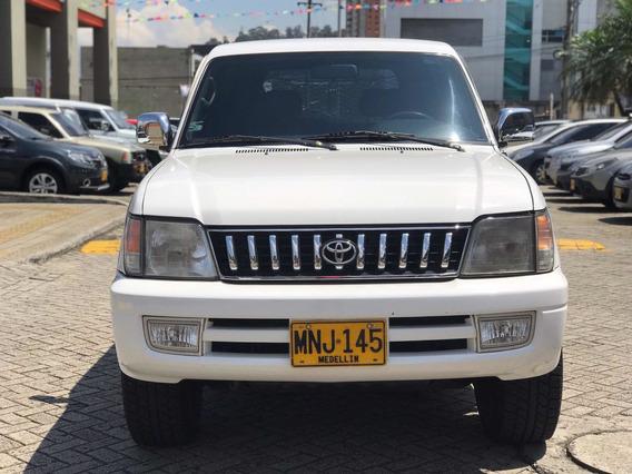 Toyota Prado Sumo Actyon