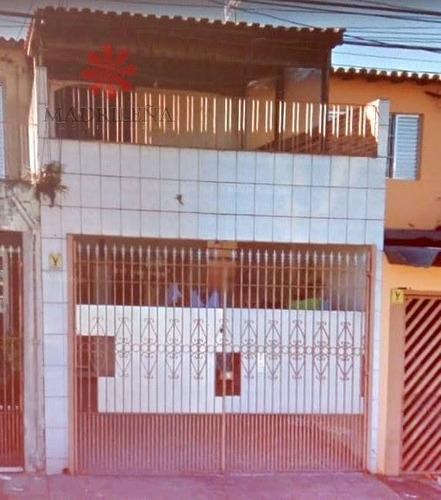 Imagem 1 de 15 de Casa Sobrado Em Jardim Popular  -  São Paulo - 704