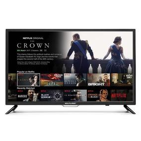Smart Tv Led 32 Hd Multilaser Tl002 Wifi Hdmi Usb