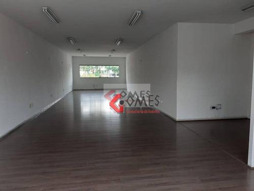 Imagem 1 de 24 de Prédio Para Alugar, 450 M² Por R$ 8.100,00/mês - Jardim Do Mar - São Bernardo Do Campo/sp - Pr0119