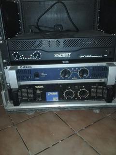 Potencia Yamaha P4500