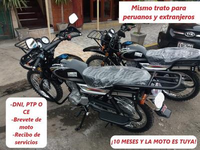 Alquiler Venta Motos 150cc