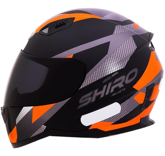 Capacete Shiro Sh881 Brno