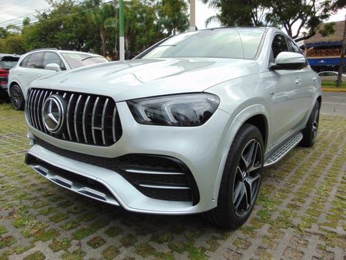 Imagen 1 de 15 de Mercedes Benz Clase Gle 53 Amg 2021 Coupe Plata