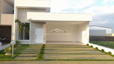 Casa À Venda Em Real Park Sumaré - Ca007665
