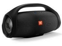 Caixa De Som Jbl Boombox Com Bluetooth/usb/auxiliar Bateria