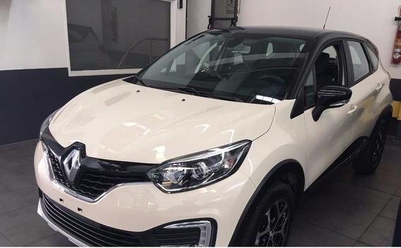 Renault Captur 1.6 Intens Cvt 2020 No Usada (ca)
