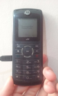 Nextel I290 Motorola Fino Ptt Na Lateral Sem Garantia C4-26