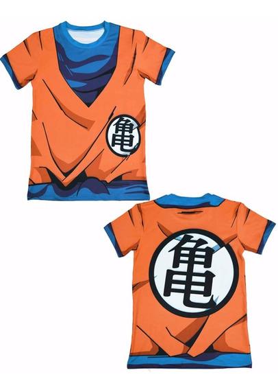 Franelas Goku Y Dragon Ball Para Caballeros