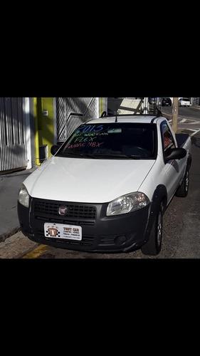Fiat Strada 2013 1.4 Working Flex 2p