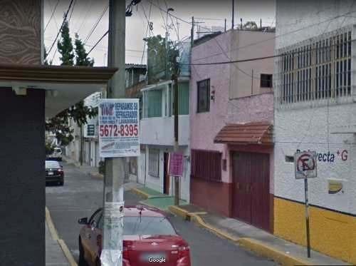 Casa Sur 145 Ramos Millan Iztacalco Remate Hipotecario Gs W
