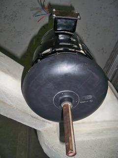 Motor Ventilador Para Chiller De 1 1/2 Hp Marca Oas Smith